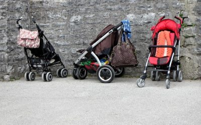 Die Qual der Wahl…. Der Kinderwagen