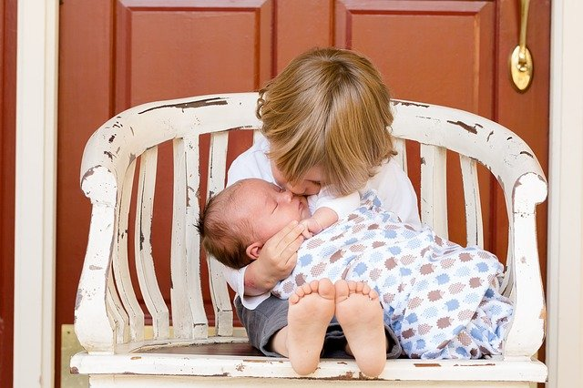 Geschwisterkinder , ein Herz und eine Seele…. Ist das wirklich so?